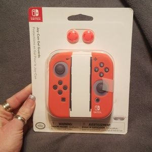 Other - 2/$20 Joy-Con Gel Guards